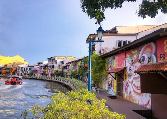 馬六甲市, 馬來西亞