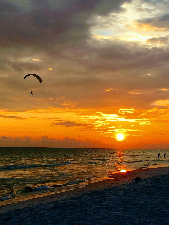 Biltmore Beach, Lower Grand Lagoon, Florida, United States of America