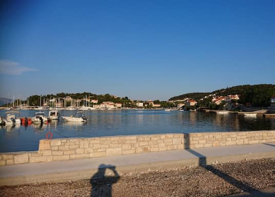 Lumbarda, Kroatien