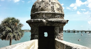 Castillo de San Marcos erőd