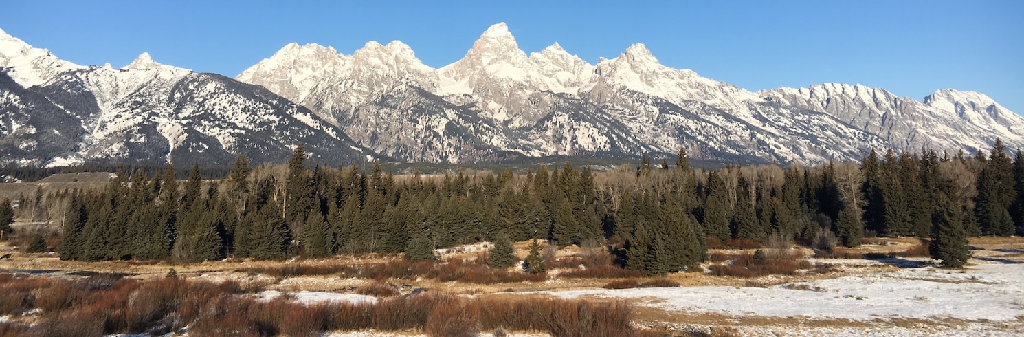 Moose, Wyoming, United States of America
