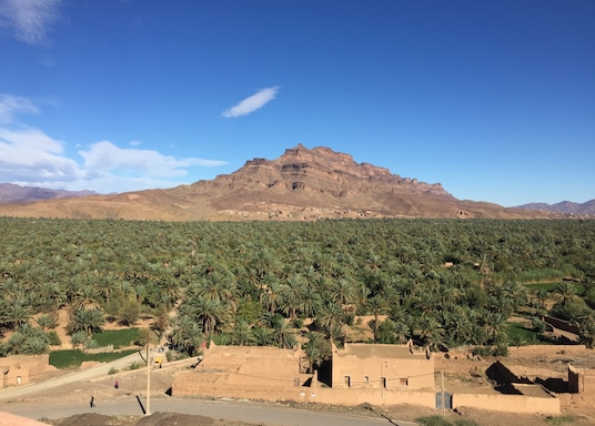 Агдз, Марокко