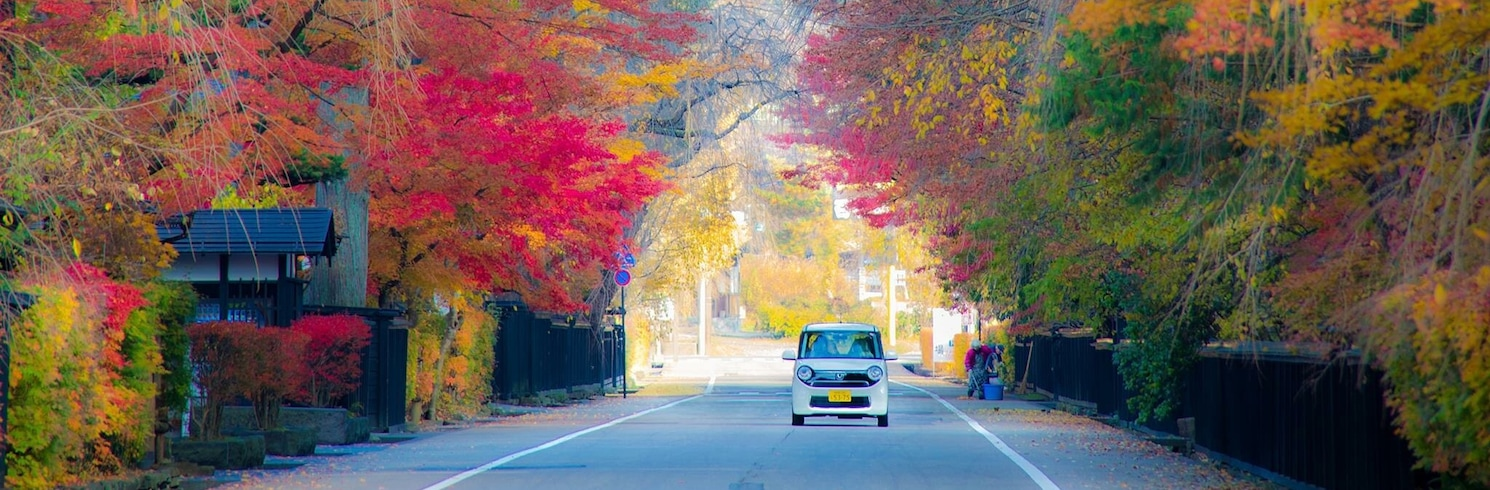 Szamurájnegyed, Japán