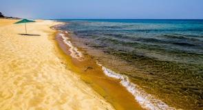 Pláž Kande