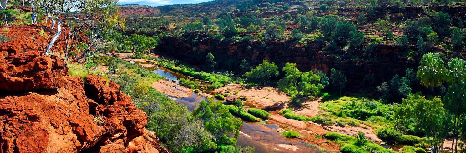 Ναματζίρα, Βόρεια Επικράτεια, Αυστραλία