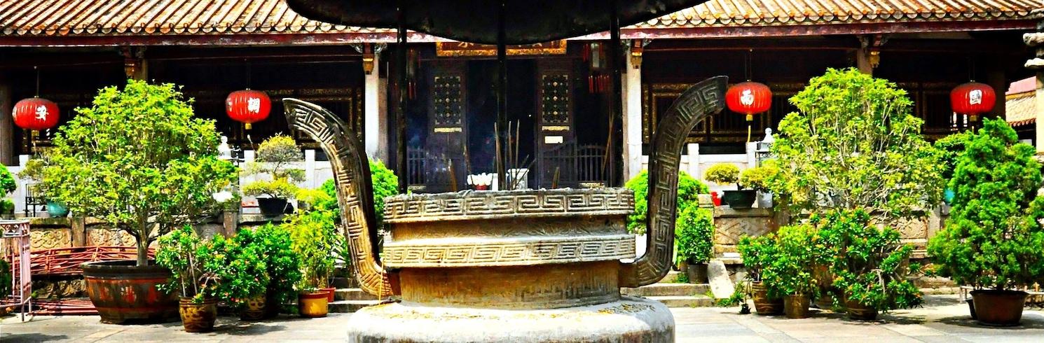 Xiangqiao Qu, Chiny