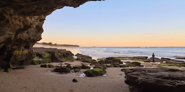 Caves Beach in NSW is such a fantastic place to explore! Such a beautiful beach with a network of sea caves at the southern end! Worth a visit!