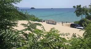 Avithosz tengerpart