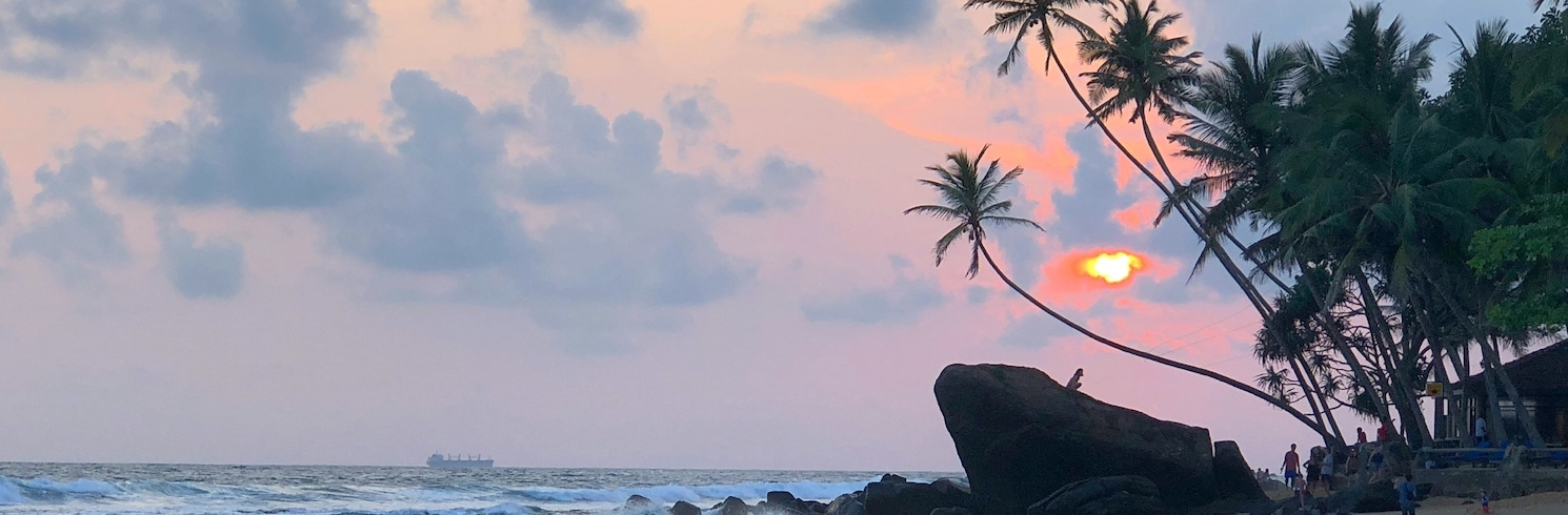 Unawatuna, Srilanka