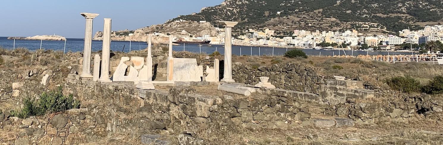 Karpathos Town, Greece
