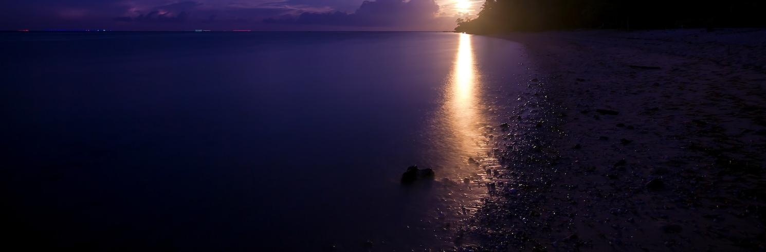 Occidental Mindoro, Fülöp-szigetek