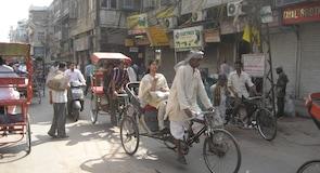 Chandni Chowkin markkinat