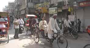 Chandni Chowk-piac