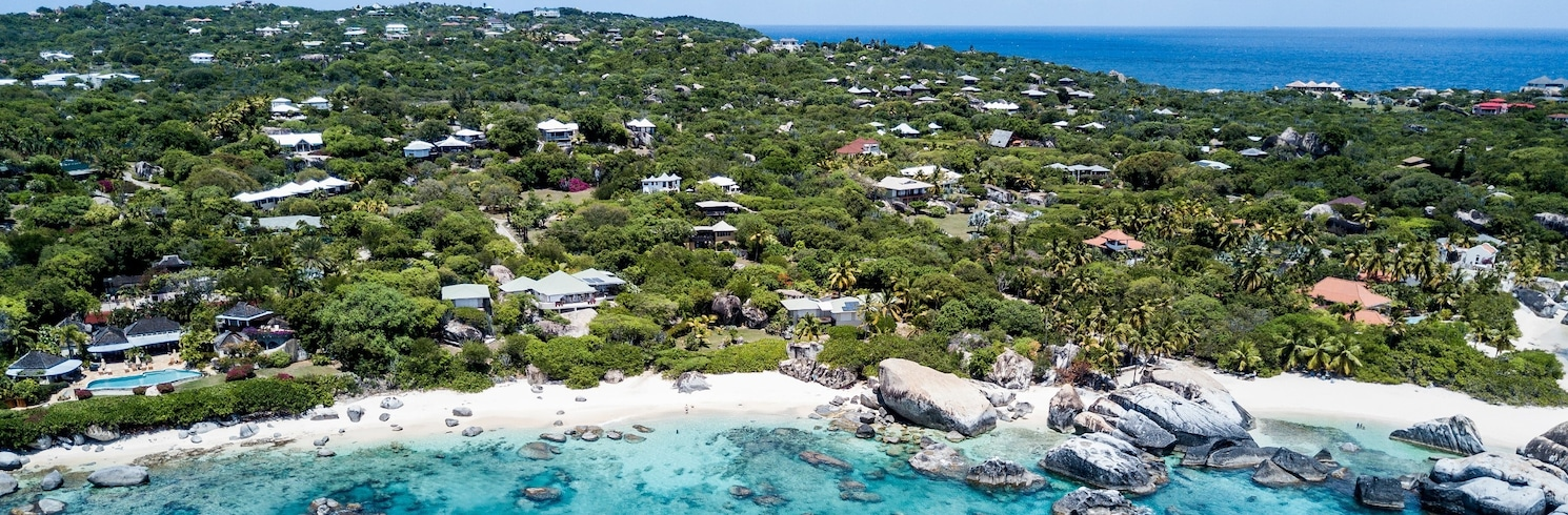 Little Trunk Bay, British Virgin Islands