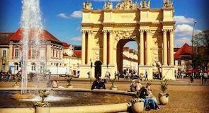 Brandenburgarhliðið í Potsdam