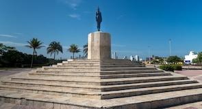 Monumento a la India Catalina