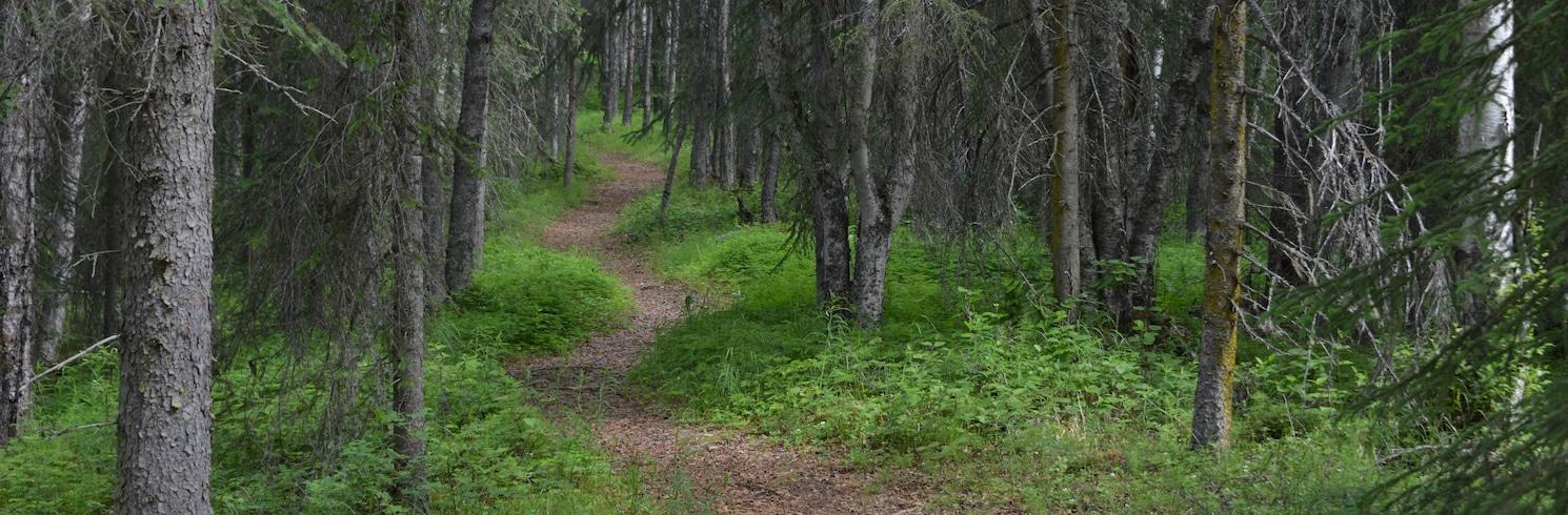 Кейсилоф, Аляска, США