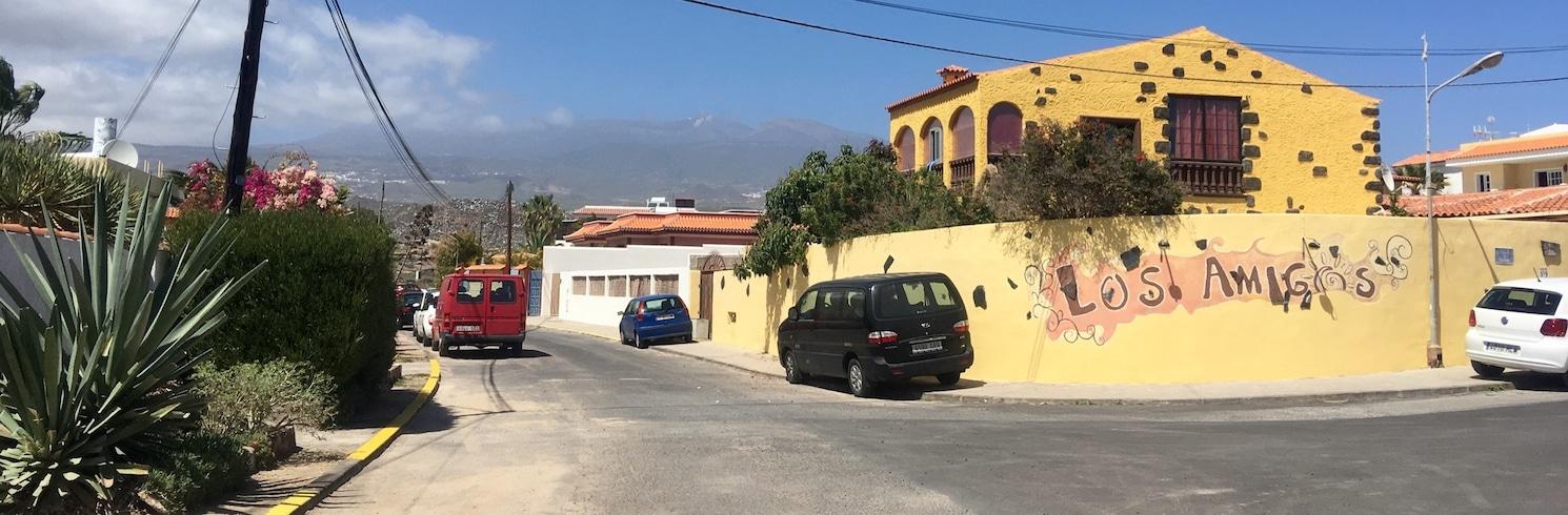 La Mareta, Sepanyol