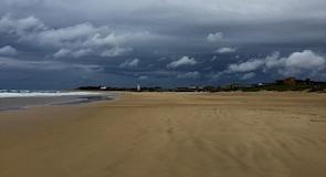 Jeffreys Bay tengerpartja