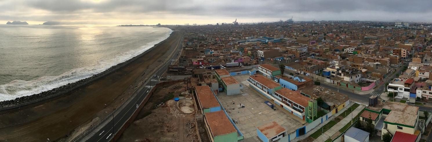 Callao, Περού