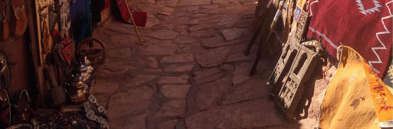 Akhendachou n'Aït Ouffi, Morocco