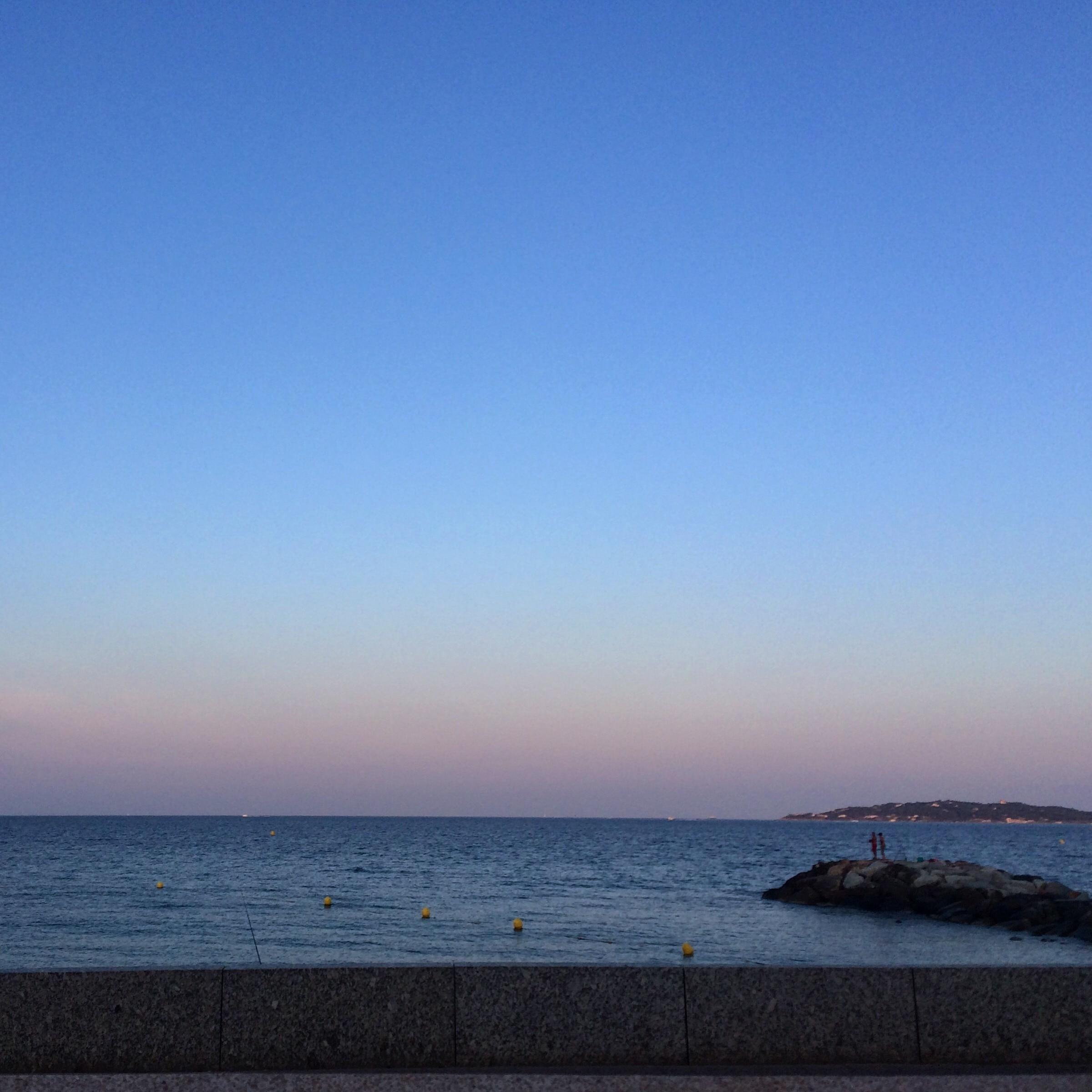 La Croisette Beach, Sainte-Maxime, Var, France