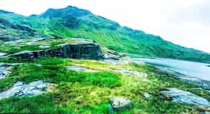 Gunung Snowdon