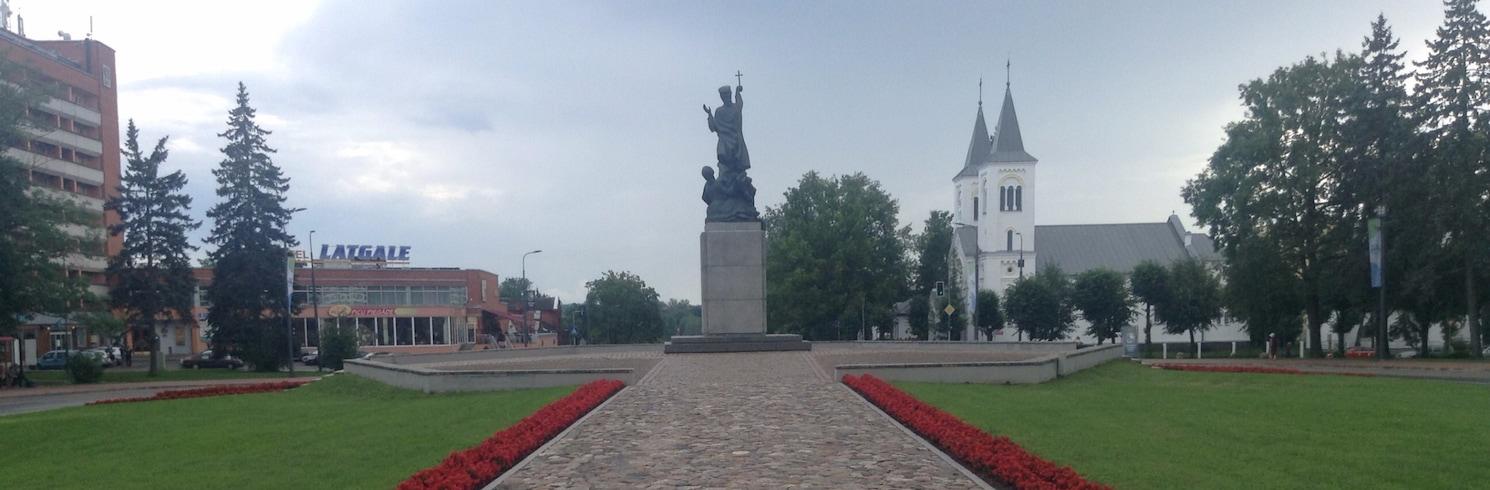 雷澤克內, 拉脫維亞