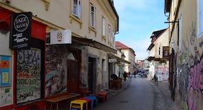 Ljubljanas centrala marknad