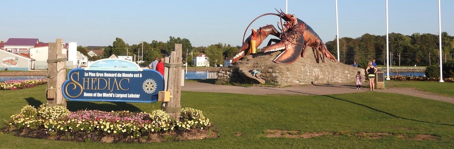希迪亞克, 紐賓士域, 加拿大
