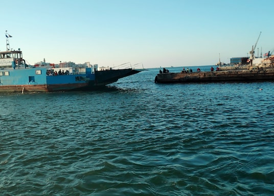 Port Said, Egypten