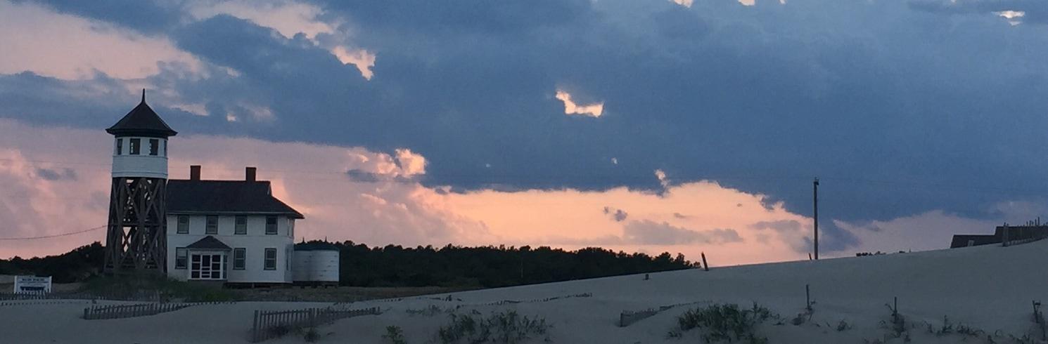 Carova Beach, North Carolina, United States of America