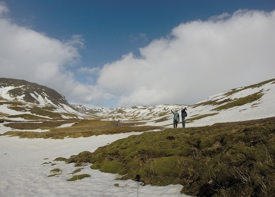 Хверагерди, Исландия