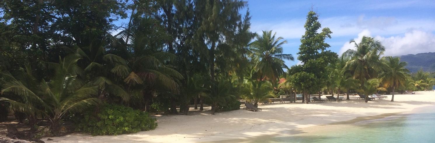 St. Anne Island, Seychelleyjar