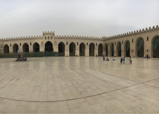 Le Caire islamique, Égypte