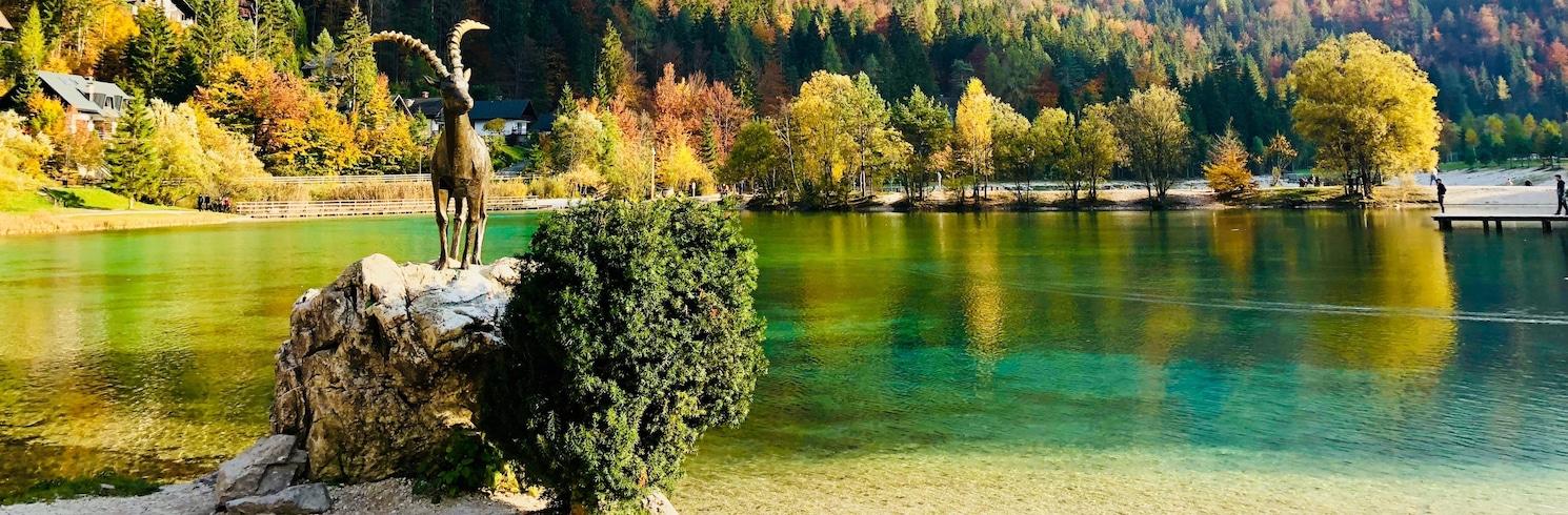 منتجع كرانسيجكا غورا للتزحلق, سلوفينيا
