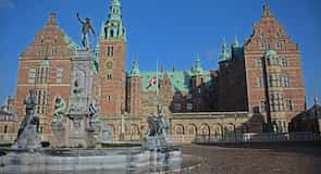 Дворец Frederiksborg
