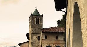 Hermitage of Santa Caterina del Sasso