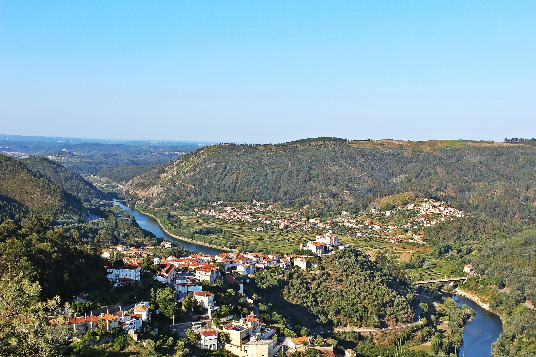 Penacova, Coimbra District, Portugal