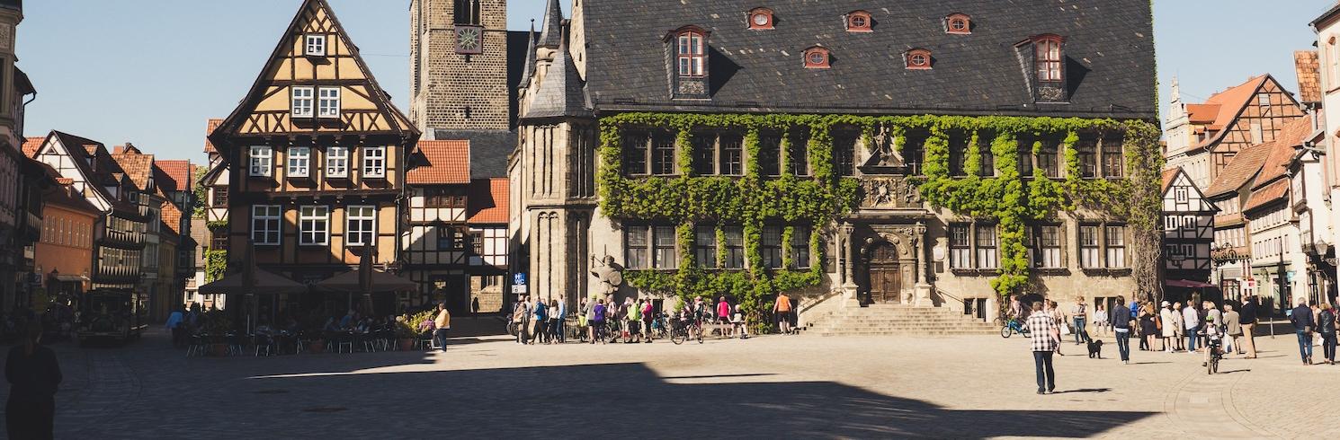 Quedlinburg, Alemania