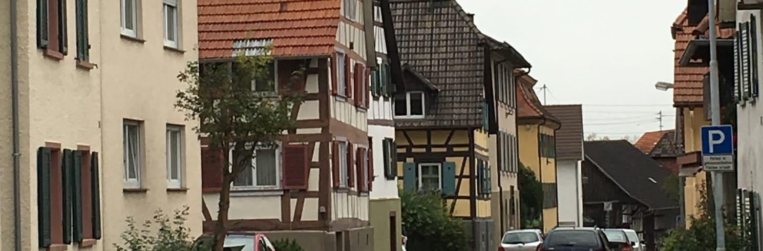 Haueneberstein, Allemagne