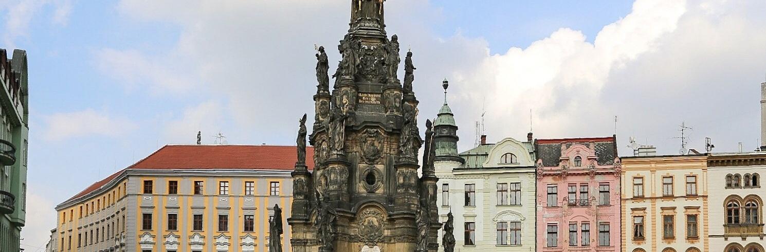 Olomouc, Tšehhi Vabariik
