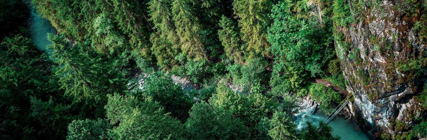 聖萊昂哈德皮茨河谷, 奧地利