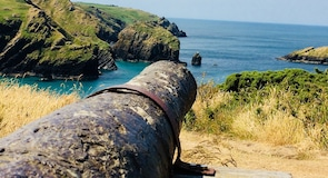 Mullion Cove'i sadam