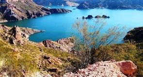 Valle Grande Reservoir