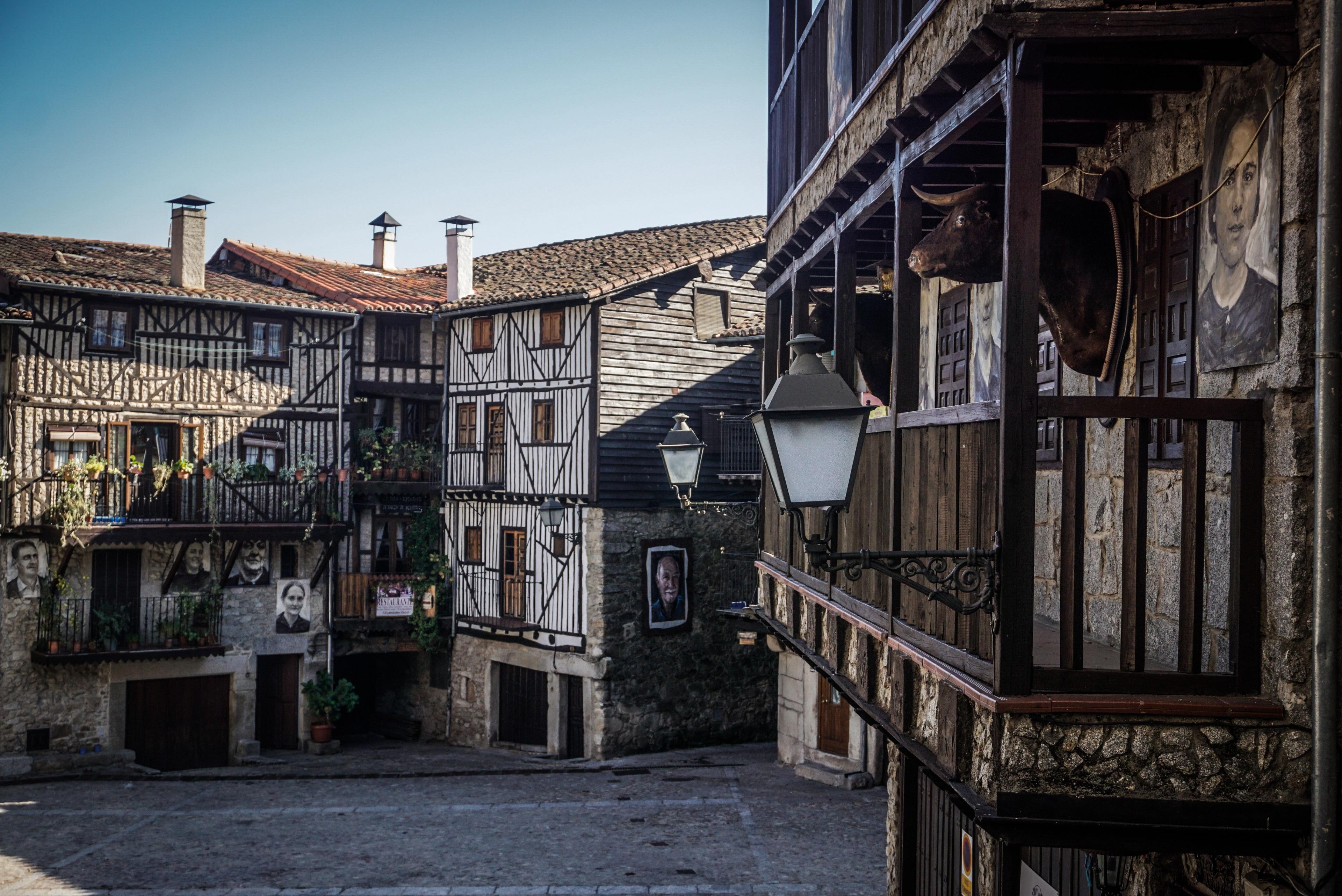 Mogarraz, Castile and Leon, Spain
