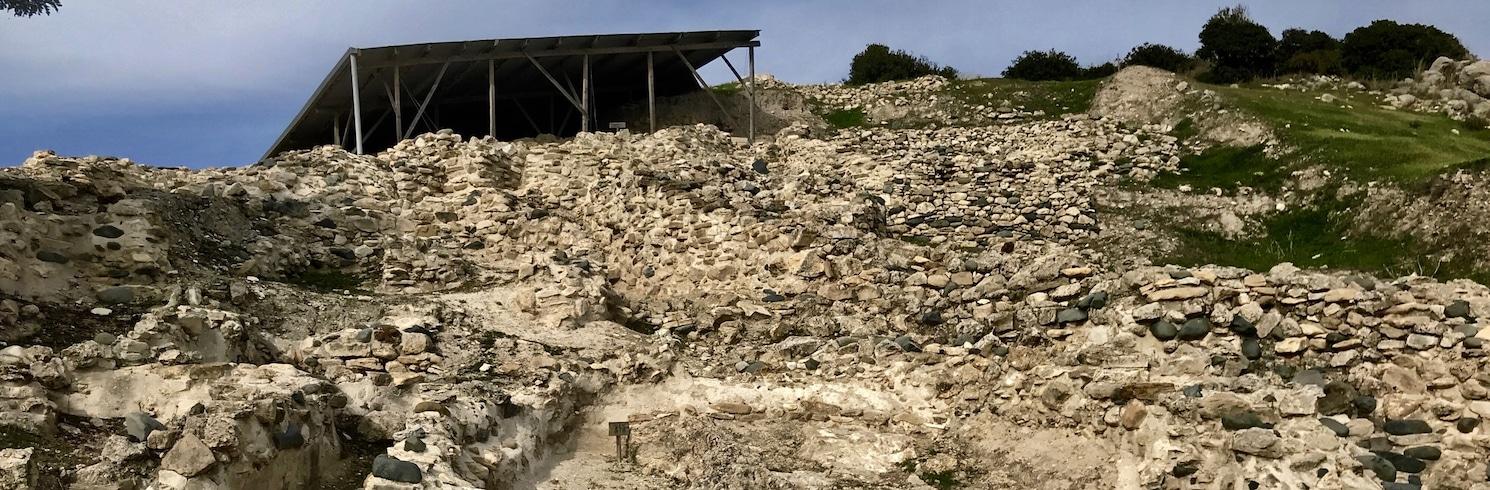 Choirokoitia, Küpros