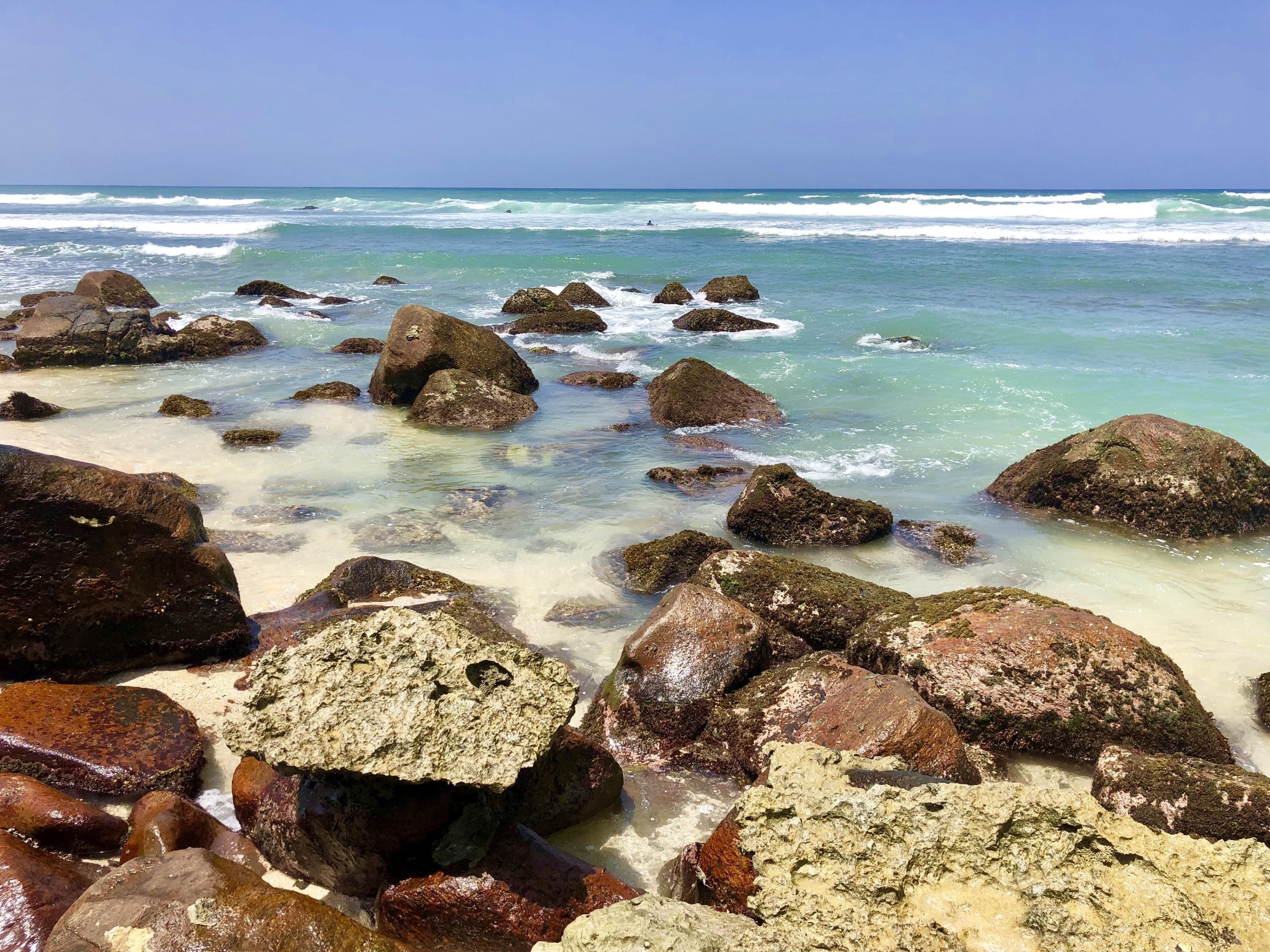Polhena Beach, Matara, Southern Province, Sri Lanka