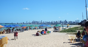 Tambau - plaża