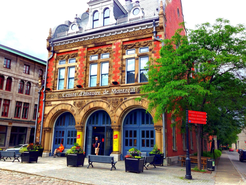 Montreal History Centre, Montreal, Québec, Kanada